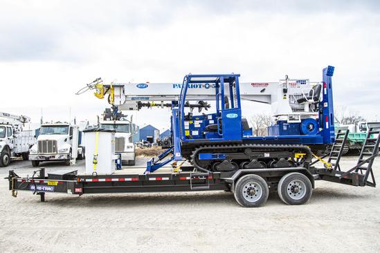 Equipment Cat-Class 802-2100
