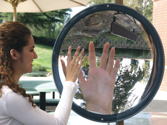 Ray Optics Concave Mirror