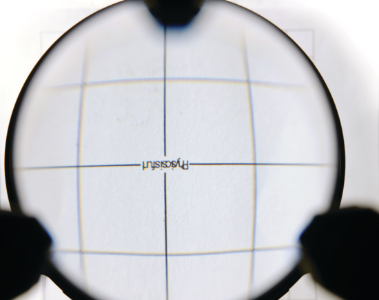 Telescope/Microscope Experiment
