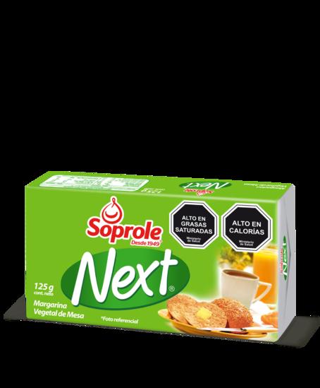 Soprole Next Margarina Pan 125g