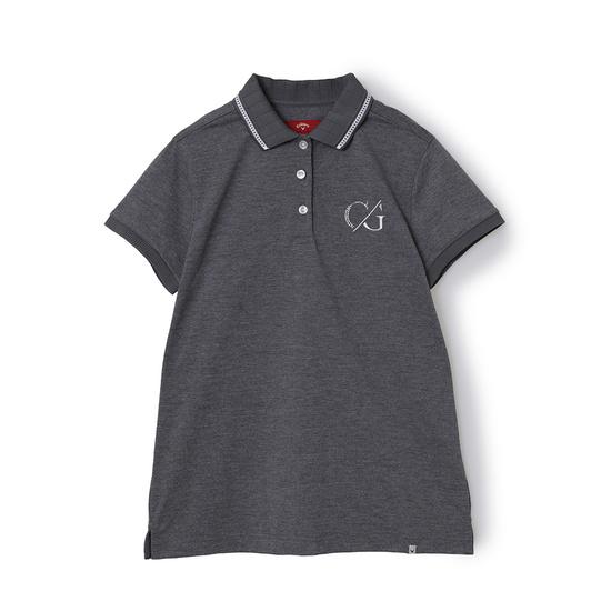 CALLAWAY RED LABEL  ストレッチカノコ半袖シャツ (WOMENS)