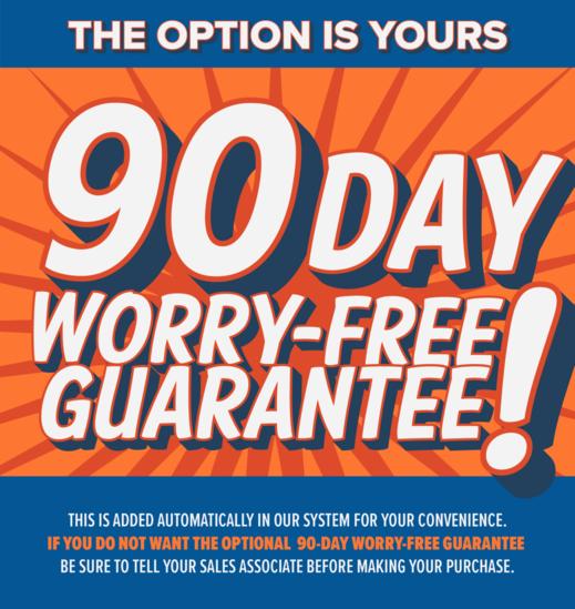 Hogar de la Garantía de 90 Días