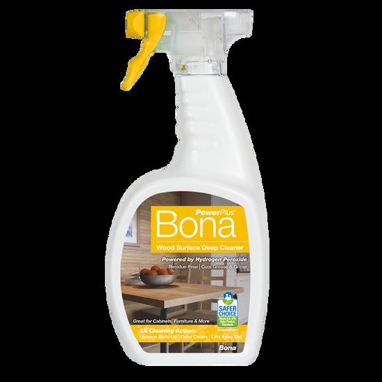 Bona PowerPlus® Wood Surface Deep Cleaner