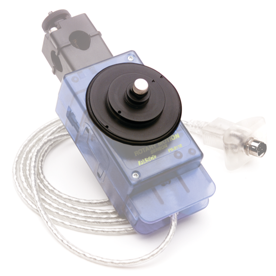 3-Step Pulley -- Rotary Motion Sensor