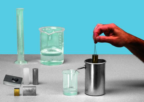 Archimedes Principle Experiment