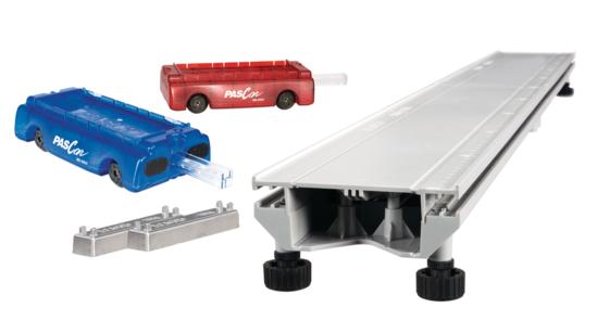 Basic PAScar PAStrack System