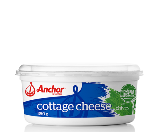 Outstanding Anchor Cottage Cheese With Chives 250G Download Free Architecture Designs Scobabritishbridgeorg