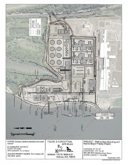 Conceptual site plan drawing