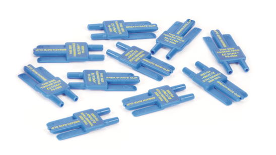 Breath Rate Sensor Clips 10 pack