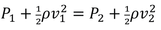 Bernoullis Equation