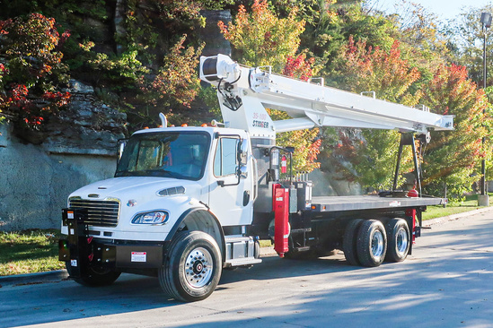 2020 Freightliner M2106 6x4 Load King Stinger 35-100 Boom Truck