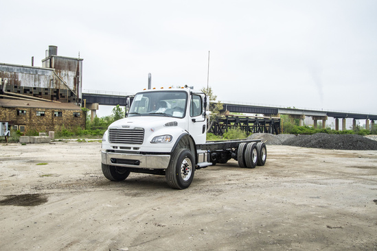 2020 Freightliner M2106 6x4 Cab & Chassis