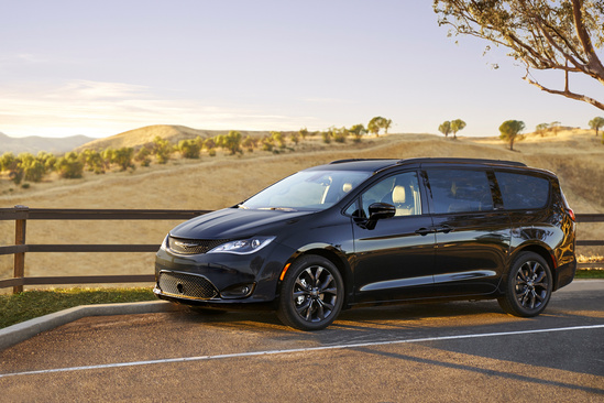 If You Use A Chrysler Pacifica As Towing Vehicle Can Transport Heavy Cargo Confidently To Various Destinations In Albert Lea Mn