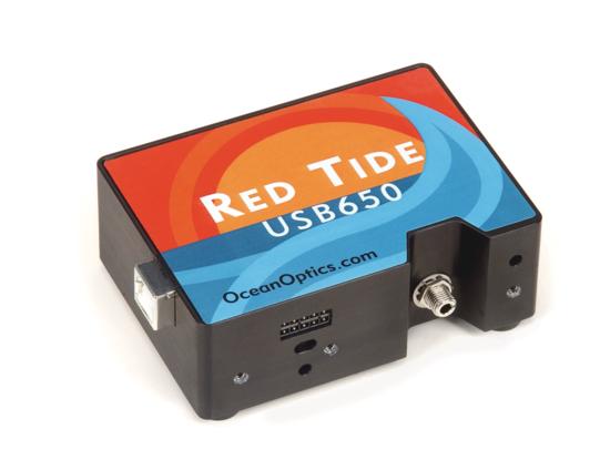 Ocean Optics Red Tide Spectrometer