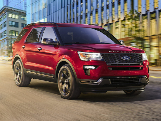 Whats Under The Hood Of The Ford Explorer Ed Corley Ford Sales Inc