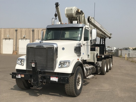 2012 Freightliner Coronado SD 8x6 National NC14127H Boom Truck