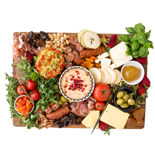 Tips on the perfect grazing platter (or instagrammable grazing platter)