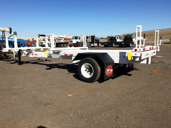 2020 Load King LK111PT Cargo Bed Trailer