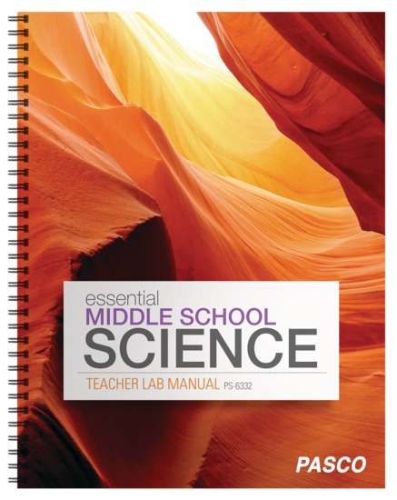 Essential Middle School Science Teacher Lab Manual