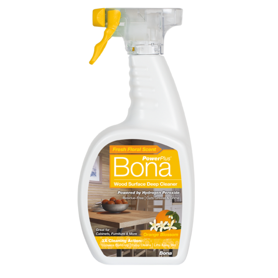Bona PowerPlus® Wood Surface Deep Cleaner in Orange Blossom Scent