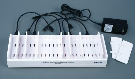 Sensor Charging Station