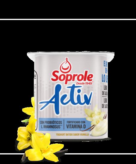 Soprole Activ Yoghurt Batido Vainilla