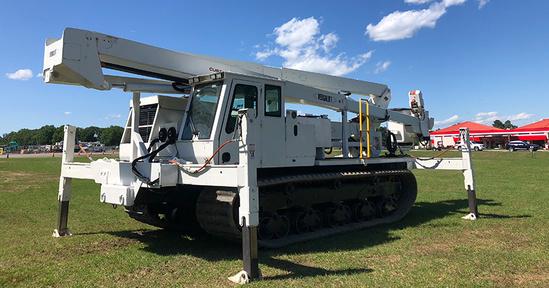 Equipment Cat-Class 602-2800