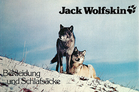 JackWolfskin Adventures in the 80s