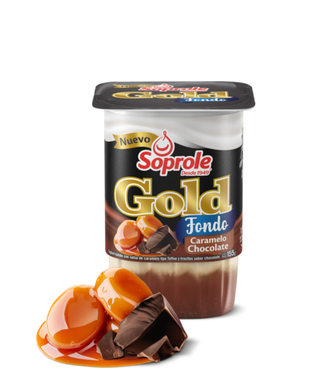 Soprole Gold Yoghurt Frutos Secos