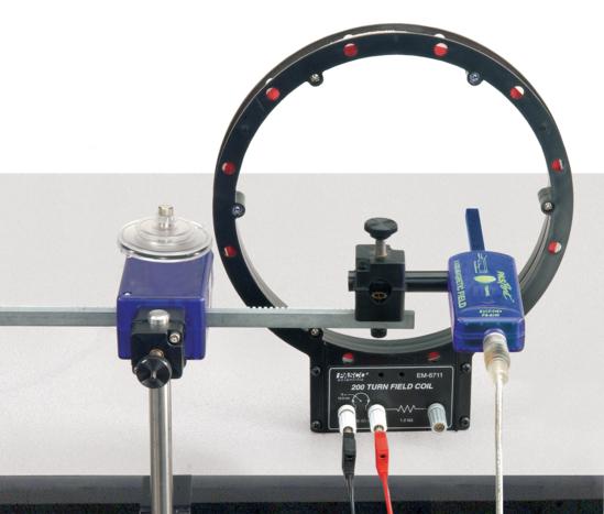 2-Axis Magnetic Field Sensor