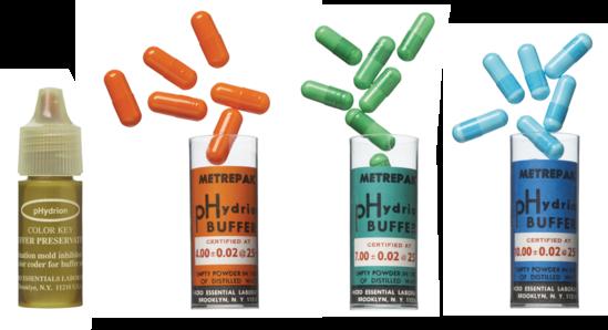 pH Buffer Capsule Kit