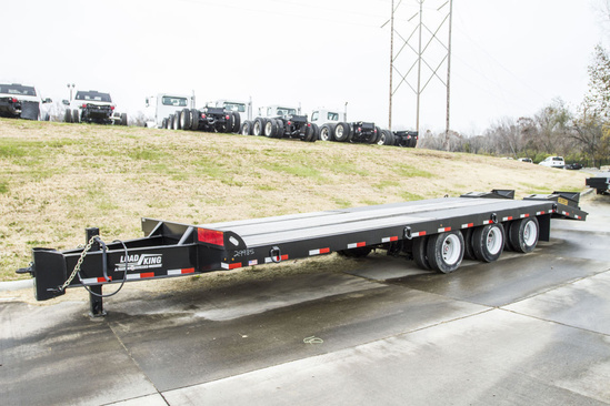 2021 Load King LK25T Trailer