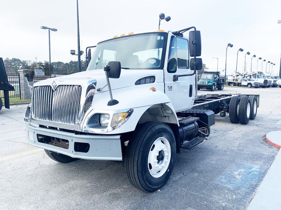 2006 International 7400 6x4 Cab & Chassis