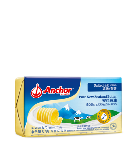 Anchor Salted Pure Butter