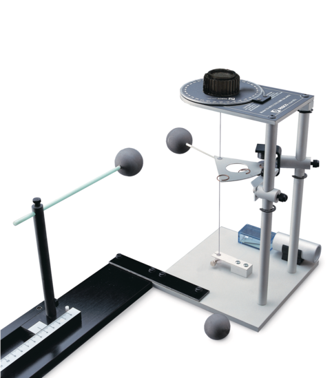 Coulombs Law Apparatus