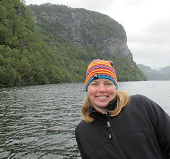 Kimberly in Norway