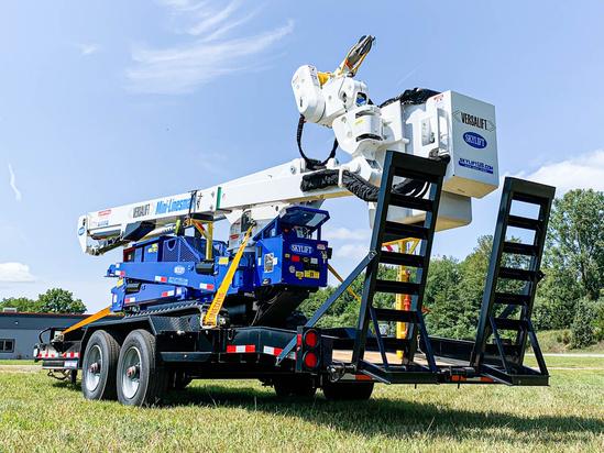 2021 Sure-Trac NOV-168 Equipment Hauler