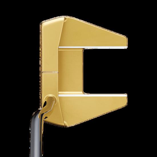 ODYSSEY TOULON パター LAS VEGAS ゴールドバージョン CE