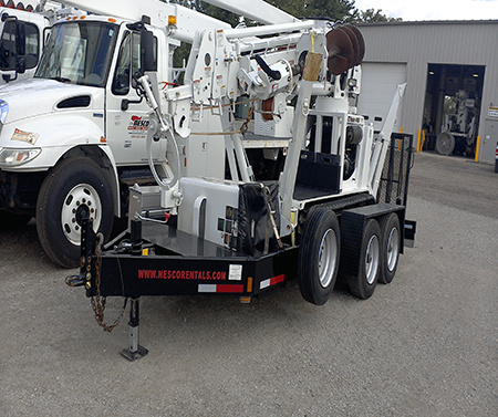 Equipment Cat-Class 802-0500