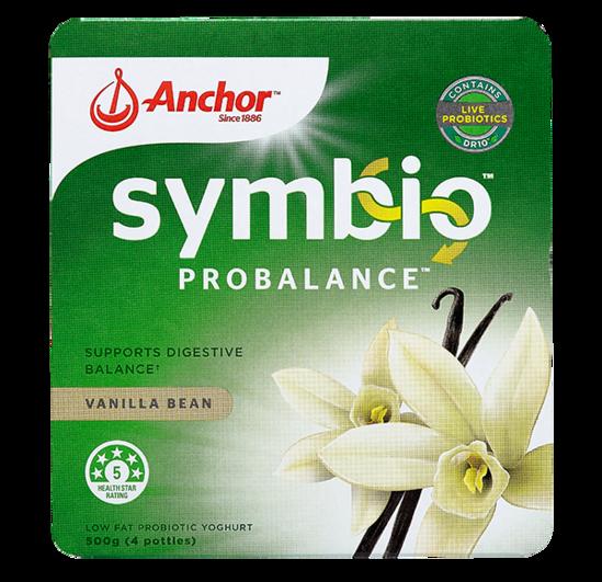 Anchor Symbio Vanilla 4x150g