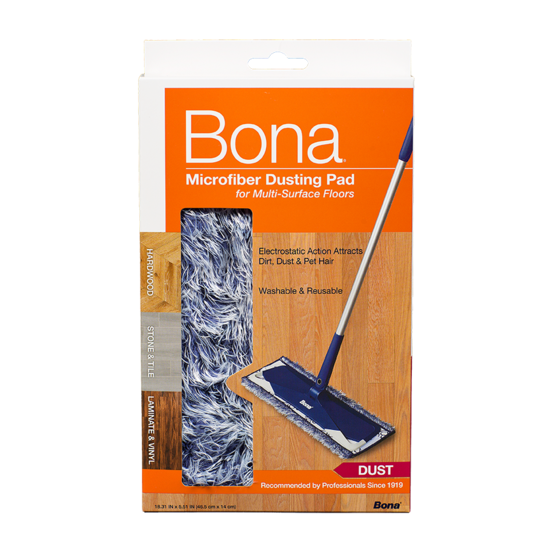 Product Image of Bona® Microfiber Dusting Pad - New-and-Improved!
