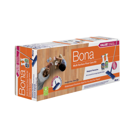 Product Image of Bona® Multi-Surface Floor Care Kit