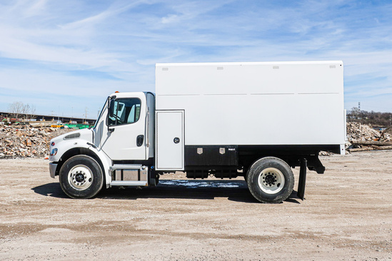 2020 Freightliner M2106 4x2 Load King Chipper Q38466C Chip Truck