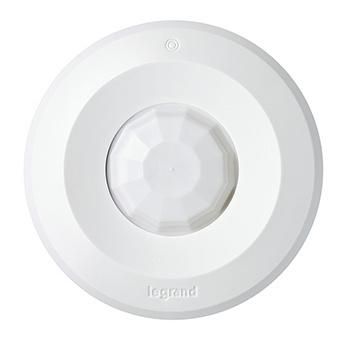 DLM Wireless PIR Ceiling Mount Occupancy Sensor w/extended range lens