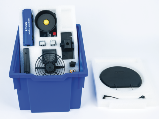 Blue Smart Cart Demonstration Kit