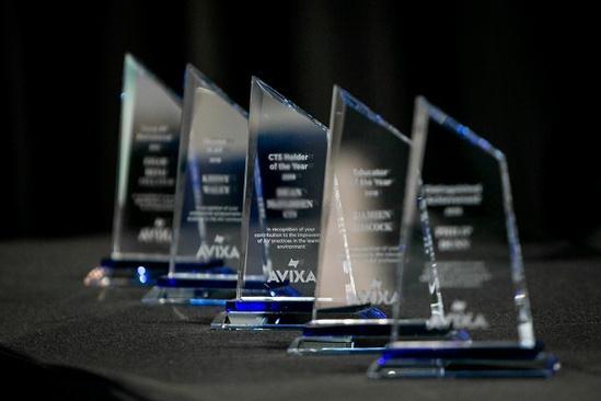 Awards Trophy | AVIXA