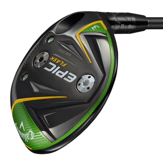 Epic Flash Sub Zero Fairway Woods