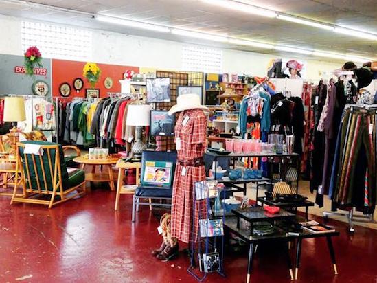 Cleveland Street Flea Market