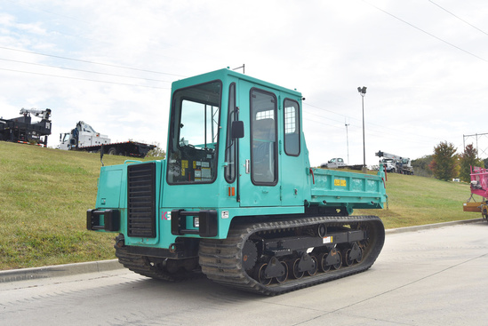 2011 IHI/KATO IC-50 Track Track Dump