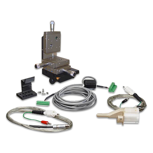 OptiMS Adapter Kit with Stage for Waters MS product photo Front View L